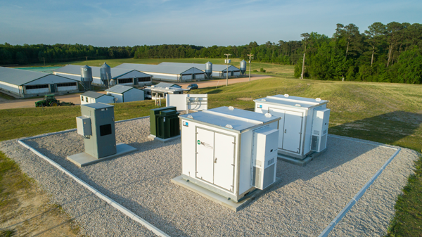 Butler Farms Microgrid